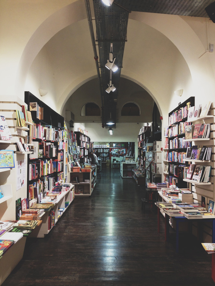 La Central bookshop barcelona